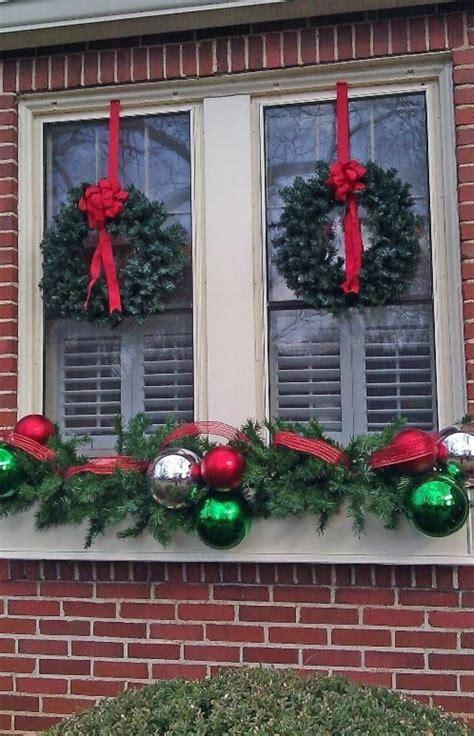 Fensterdeko Weihnachten Kranz by Fensterdeko F 252 R Weihnachten Wundersch 246 Ne Dezente Und