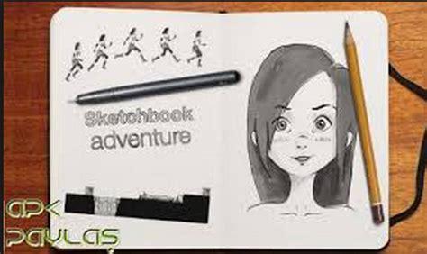 sketchbook apk indir sketchbook adventure android apk indir apk paylas