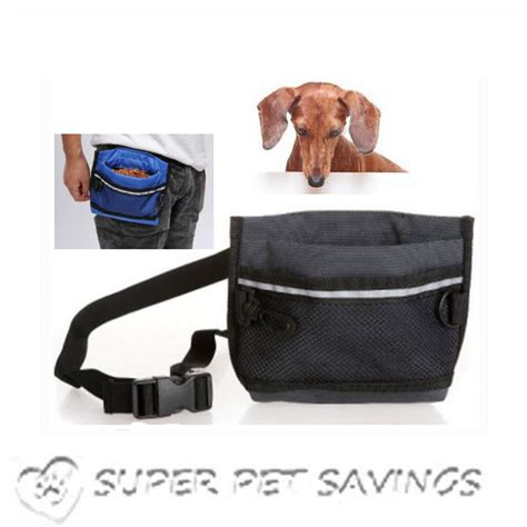 puppy pouch pet treat bait pouch treat bag agility obedience breeds picture