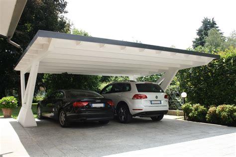 tettoia posto auto posto auto in giardino