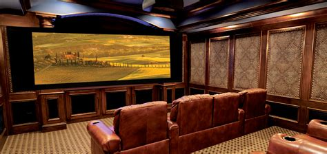 luxury home theater roomscustoms homes designs custom home