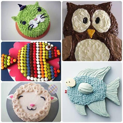 tartas originales para hacer en casa 5 tartas de cumplea 241 os f 225 ciles de animales pequeocio