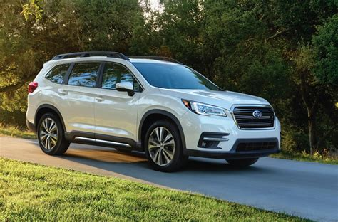 chrysler pacifica touring 3 5 v6 184kw auto24 lv 2019 subaru ascent looks like a rival for the honda pilot autoevolution