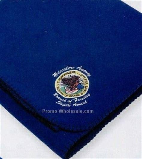 embroidered fleece blankets fleece stadium blanket embroidered wholesale china