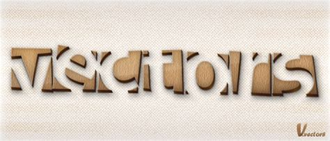 illustrator tutorial wood how to make a wooden text effect with adobe illustrator