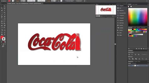 adobe illustrator cs6 youtube adobe illustrator cs6 new coca cola trademark speedart