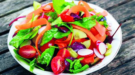 fruit meals rejig meals with crunchy colourful vegetables and fruits