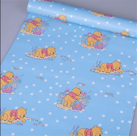 C012 Wallpaper Sticker With Winnie The Pooh 45cm X 10m compare prices on heat resistant vinyl shopping buy low price heat resistant vinyl at