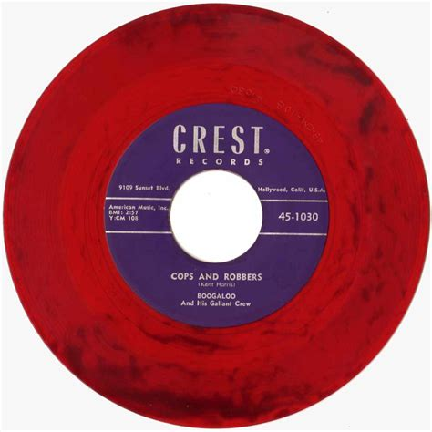 The Rock Criminal Record Various Artists Themes Criminal Records Disorder The Pursuit Of Vinyl