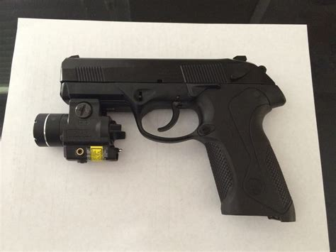 px4 storm tactical light beretta px4 storm with streamlight tlr 4 laser light