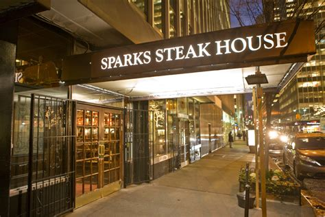 steak houses west side nyc sparks steak house saved from shuttering as it renews