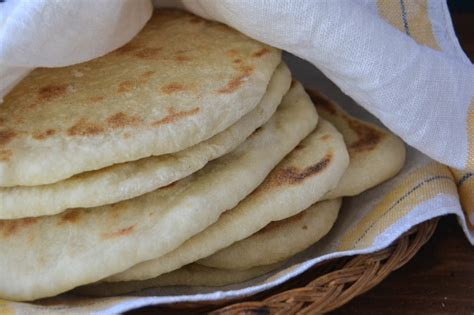 Handmade Pita - how to make pita bread every time the view from