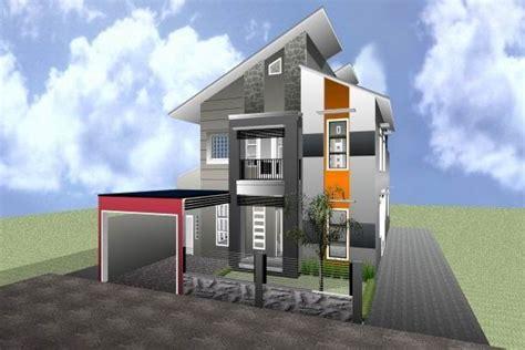 desain rumah ukuran 8x15 2 lantai natural interior design 2011 desain rumah bpk agung