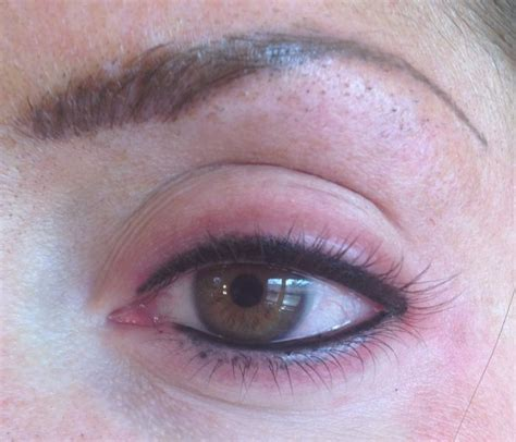 tattoo eyeliner swelling permanent makeup permanent makeup eyeliner eyebrows