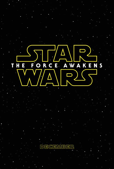 star wars the force star wars 7 poster features the first order collider