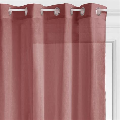 Tende Rosa Antico by Tenda Trasparente 140 X 240 Cm Lise Rosa Antico Tenda