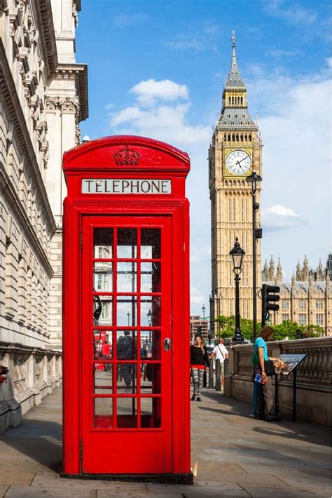 cabina telefonica londra papel mural cabina telef 243 nica big ben londres uk