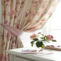 66 x 72 shabby chic floral rose embroidered curtains all curtains from pcj home supplies uk