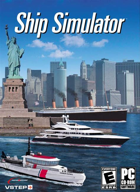 ship simulator pc ship simulator 2006 box shot for pc gamefaqs