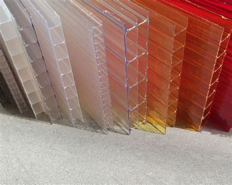 exterior glass wall panels cost materials workshop polycarbonate a low cost alternative