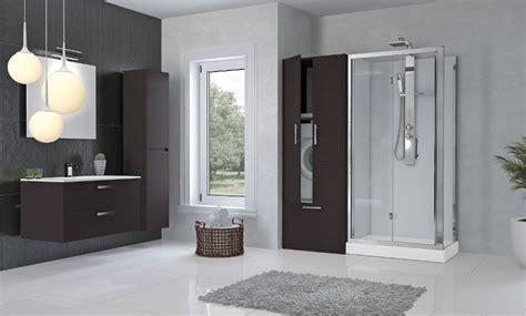 doccia mobile mobili per nascondere lavatrice in bagno design casa