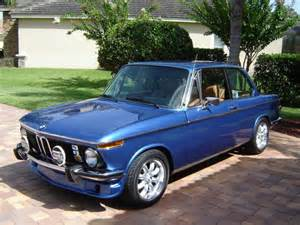 Blue For Sale True Blue Estoril Blue 1974 Bmw 2002 German Cars For