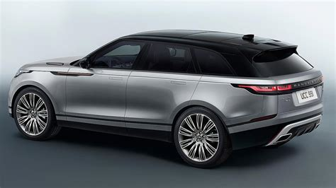 land rover velar for sale range rover velar revealed rangie for the city