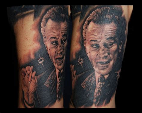 goodfellas tattoo the top 5 gangster crime inspired tattoos cos