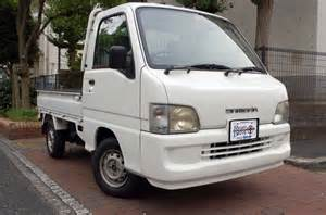 Subaru Truck 2002 Subaru Sambar 4wd Mini Truck Right Drive