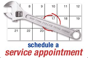 Toyota Make An Appointment