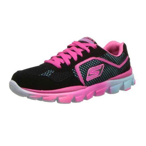 skechers shoes for kid skechers 80685l go run ride sneaker black multi 11 m