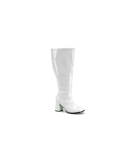 white go go boots go go boots white costume