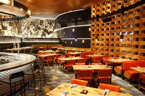 pizza bar aria las vegas hospitality design