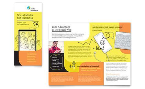 8 5x11 tri fold brochure template technology 8 5x11 brochure templates