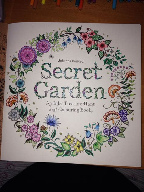 1000 Images About Coloring Secret Garden On