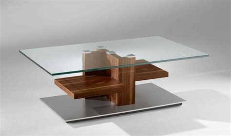 glass centre table for living room