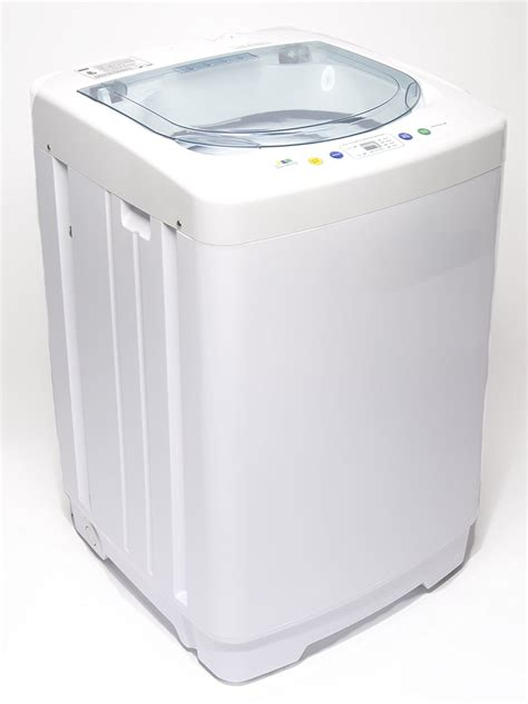 Portable Washing Machine Laundry Electric Automatic Washer Portable Laundry
