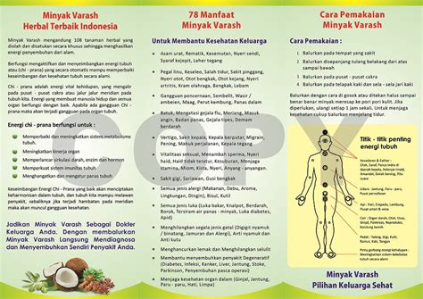 Minyak Varash varash healing mu meningkatkan sistem
