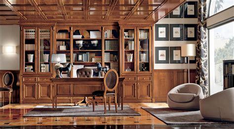 Librerie Come Elemento Divisorio by Bureau Classique Haut De Gamme Sur Mesure Martini Mobili