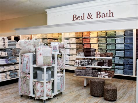 bed and bath store homegoods press room store images