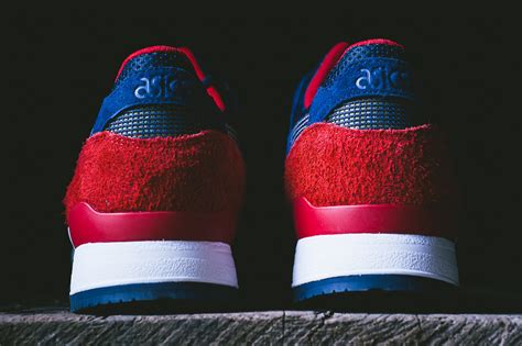Asics Gel Lyte Iii X 25th Anniversary Concepts cncpts asics gel lyte iii 25th anniversary boston tea sneaker bar detroit