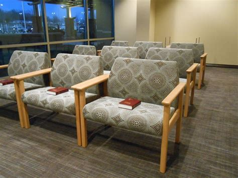 office waiting room chairs for bariatric patients