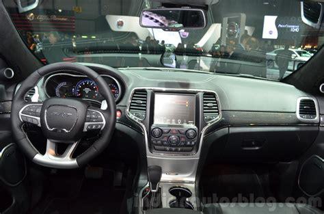 srt jeep 2016 interior jeep renegade dashboard at geneva motor show car