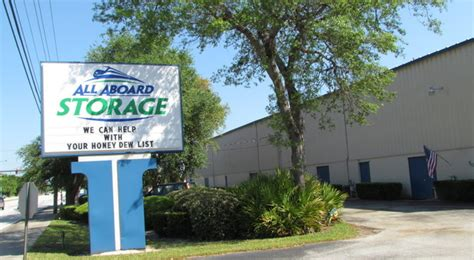 ormond depot ormond fl 32174 all aboard storage