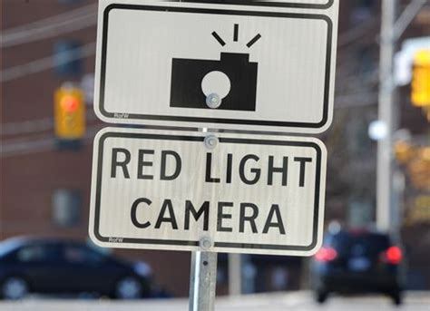 how to know if red light camera caught you opinion action line if you see yellow slow down or pay