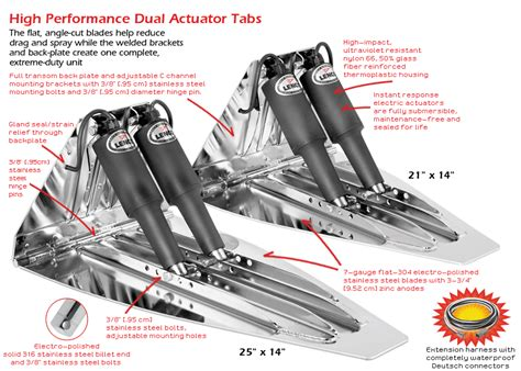 trim tabs on ski boat trim tab choices the hull truth boating and