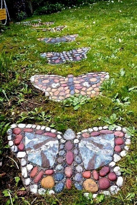 stepping stones for backyard 40 the best diy backyard projects and garden ideas