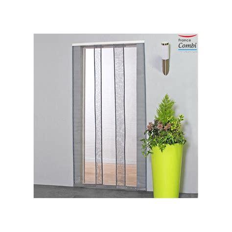 moustiquaire pour porte moustiquaire rideau recoupable moustikit pour porte