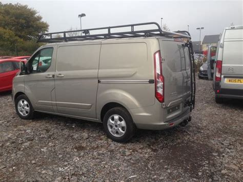 New Ford Transit Roof Rack by A Modular Roof Rack And Rear Door Ladder Were Fitted To A