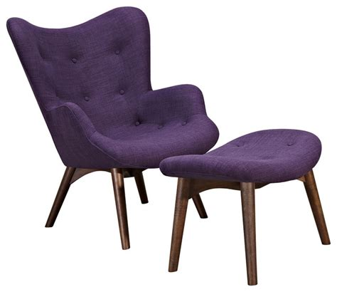 chaise lounge purple plum purple aiden chair walnut indoor chaise lounge